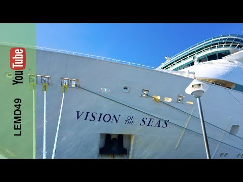 2017 Vision of the Seas Baltic Cruise (MMSI:  311321000)