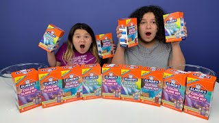 Don't Choose the Wrong Elmer's Slime kit Slime Challenge