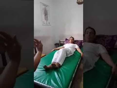SARAF kejepit pasien dari jeddah. TOTOK SARAF P17ET ANGGA PRAJA BUANA