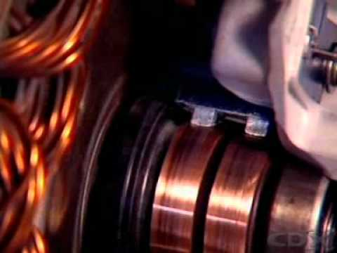 Slip Ring And Brush Explaination Youtube