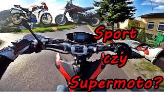 Dajczu MotoVlog #40 - Sport czy Supermoto? Co wybrać?