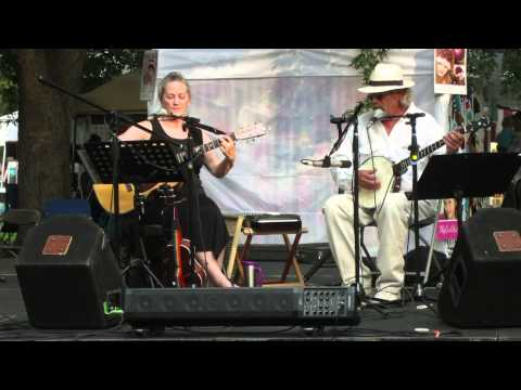 Brad Keeler & Linda Parman sing Songs of Hope in Hard Times