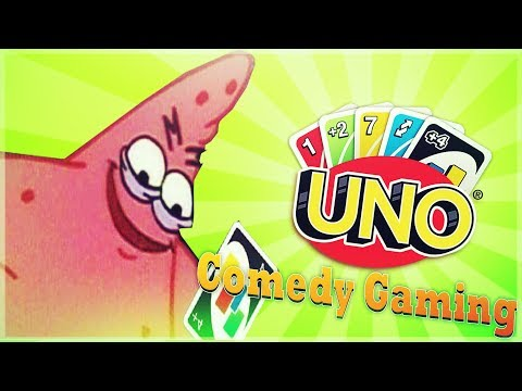 Uno - Draw 6 Eco - Swapping Decks -  Comedy Gaming