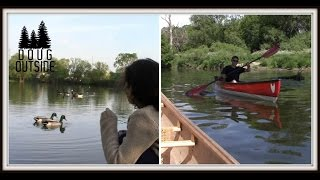 Walk with Willow -Paddle with Joe -Vlog #5 thumbnail