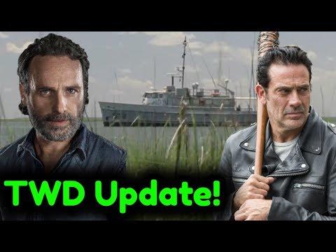 The Walking Dead UPDATE! Season 10 News, Rick Grimes & Negan Movie, & Michonne's Exit Breakdown!