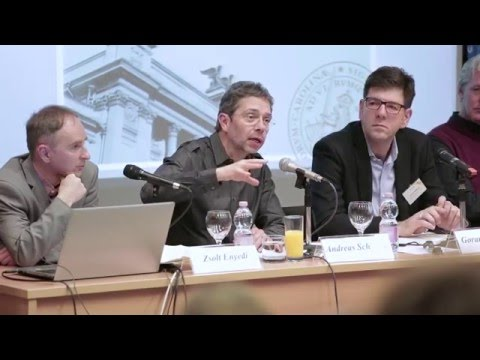 Jan Teorell, Andreas Schedler, Ali Carkoglu, Zsolt Enyedi - Illiberal Governance, February 19, 2016