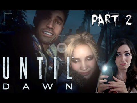 Jumpscares & Selfies!! - Until Dawn Part 2 [Uncut Livestream Footage]