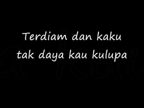 Aizat ~ Pergi [ WITH LYRICS ]
