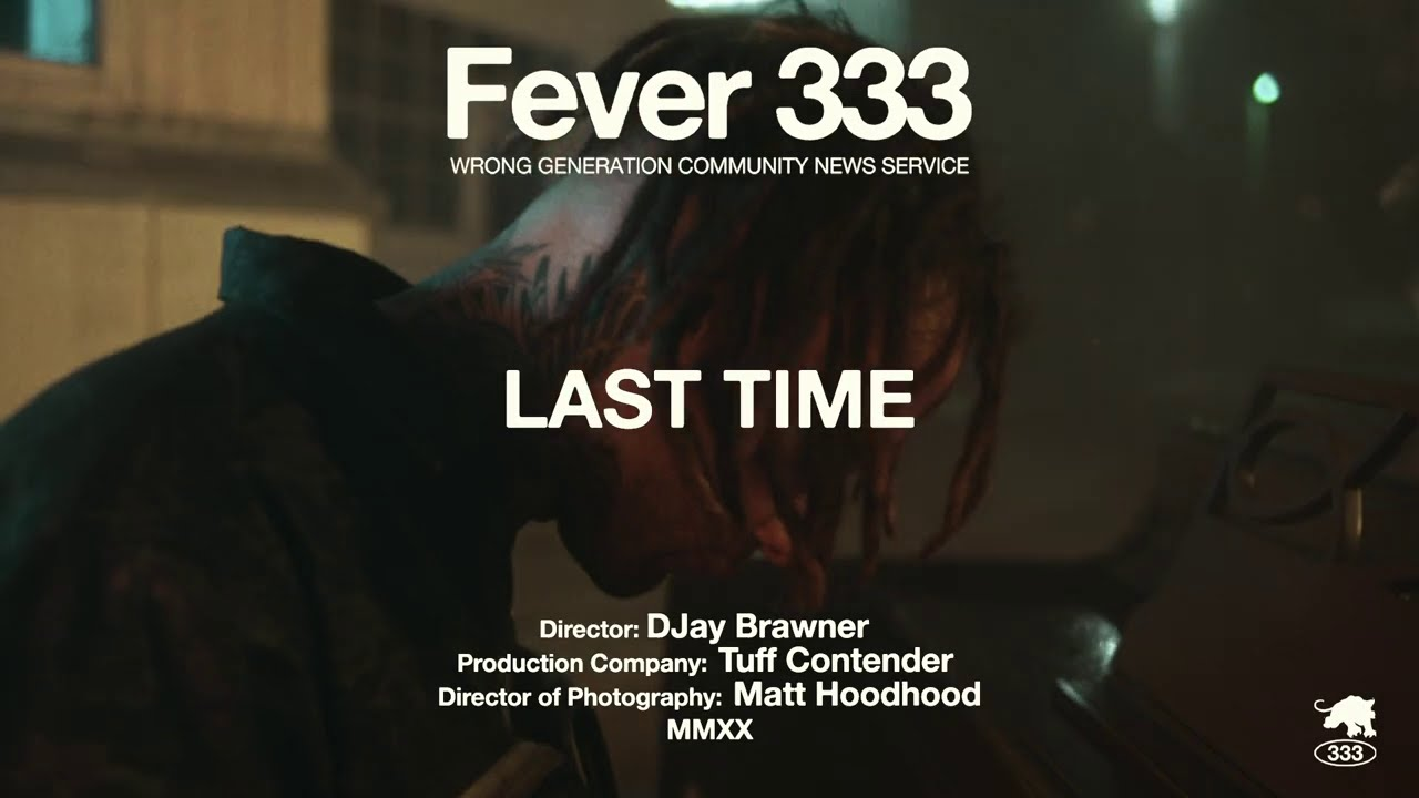 FEVER 333 : Watch  Last Time piano performance now!