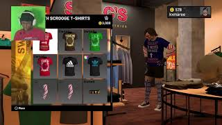 NBA 2K20 Live Stream | Halloween & Christmas Clothes Out | 1.8k Sub Grind
