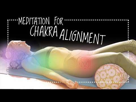 The 7 Chakras Alignment Guided Meditation for Beginners | Chakra Balancing and Healing (30-min)