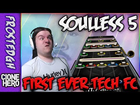 SOULLESS 5 ~ FIRST EVER TECH FC!!