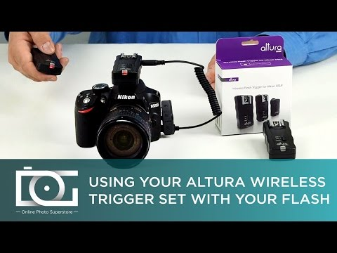 Tutorial For Wireless Flash Trigger