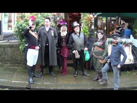 Haworth Steampunk Weekend- Saturday 22nd November 2014
