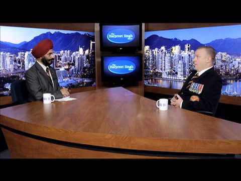 Interview with Canadian Armed Forces veteran Brian McKenna