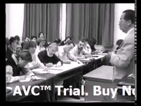 Prof TRAN VAN KHE - The last lecture in Sorbonne University 1988