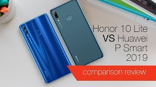 honor 10 Lite vs Huawei P Smart 2019 - РАЗНИЦА ЕСТЬ! ВСЕ ОТЛИЧИЯ
