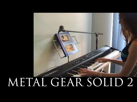 Metal Gear Solid 2 Theme - Full Version - MGS2