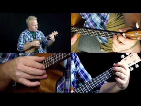 What A Wonderful World Ukulele Lesson Iz Chords Youtube