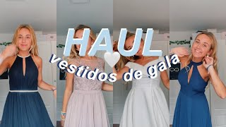 try-on HAUL || vestidos para la graduación que no tendré :') (JJshouse)