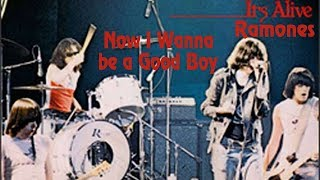 Now I wanna be a Good Boy - Ramones, bass cover