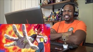 Dragon Ball Super Broly Movie 2018 New Trailer 4 - REACTION!!!
