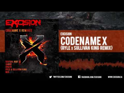 Excision - Codename X (RYLE x Sullivan King Remix) [Rottun Official Stream]