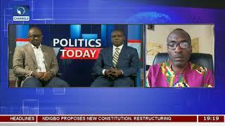 NotTooYoungToRun: Enang Tells Youths Bill Will Get Favourable Response Pt.2 |Politics Today|