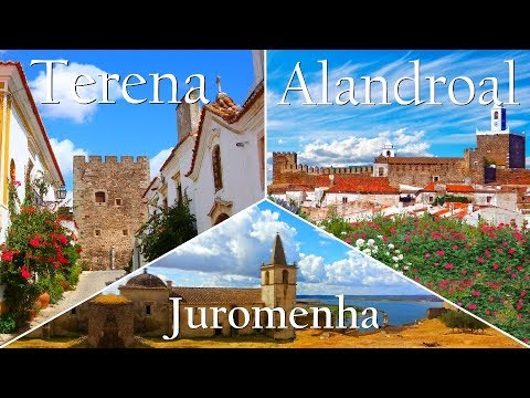 Alandroal Tour Alentejo Portugal HD