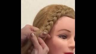 Gorgeous Braided Up-do | Sharon Blain