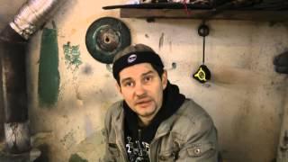Как правильно покрасить в гараже (Экстримальные условия покраски) №155(Мой сайт http://olnest.ru Рассказываю про то как поэтапно покрасить машину в обычном гараже ну и пару анекдотов..., 2014-01-04T02:50:43.000Z)