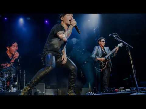 Arnel Pineda -  Wrong    (Album AP )