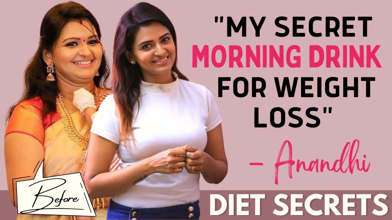 """After Pregnancy Weightloss-க்கு இதெல்லாம் தான் பண்ணேன்"" - Actress Anandhi | Fitness Transformation"