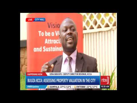 Buuza KCCA: Assessing Property Valuation in the City