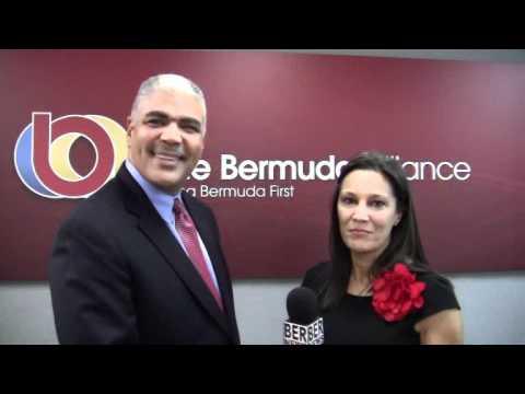 OBA Announce Candidate Nadia Hamza Bermuda March 14 2012