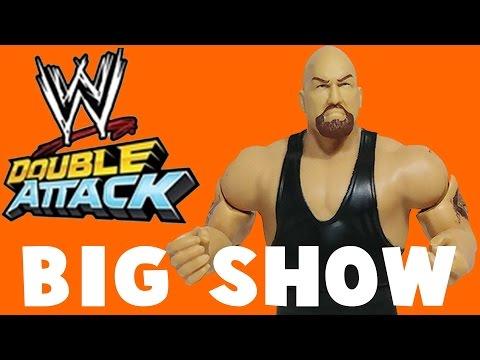 Oyuncak Figürü | WWE Double Attack - Big Show | Süper Oyuncaklar