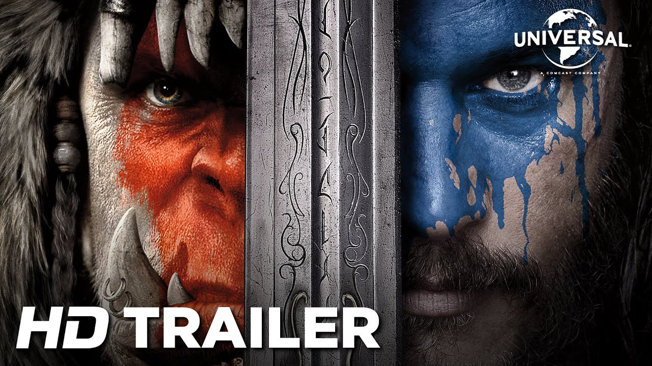 Warcraft: The Beginning – Global Trailer (Universal Pictures)