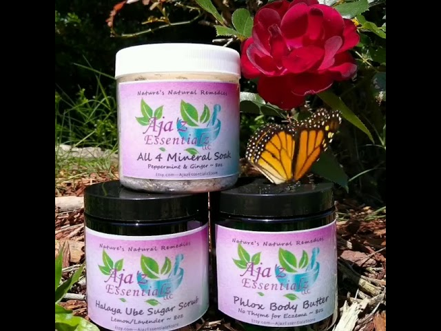 Aja'z Essentialz - Discover the Beauty in You