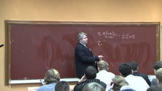 Импульс. Энергия. Законы сохранения в механике. Часть 1