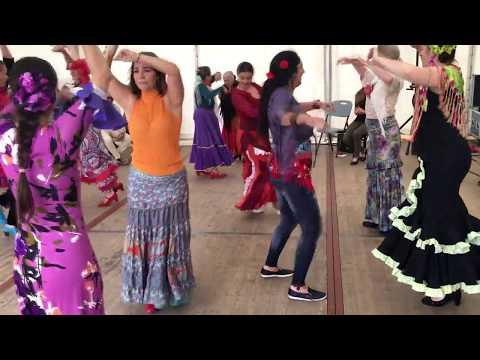 "Kulturhavn 2017 med Peña Flamenca ""El Duende"""