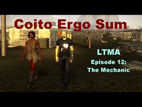 Coito Ergo Sum LTMA Ep. 12 - The Mechanic