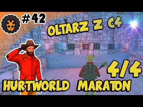 Hurtworld #42 - MARATON 4/4 - FINAŁ MARATONU! OŁTARZ Z C4! /w Ekipa [AFK]