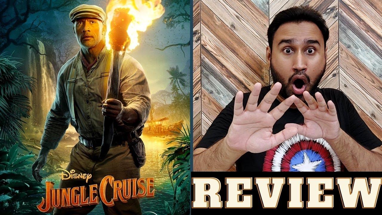Download Jungle Cruise Review In Hindi | Jungle Cruise Movie Review | Jungle Cruise Full Movie | Faheem Taj