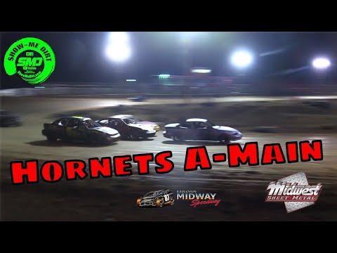 Hornets A-Main Malvern Bank Cash Money SuperDirt - Lebanon Midway Speedway 10-19-2019