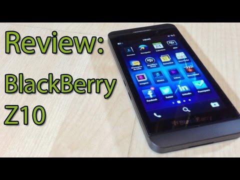 Prova em vídeo: BlackBerry Z10   Tudocelular.com