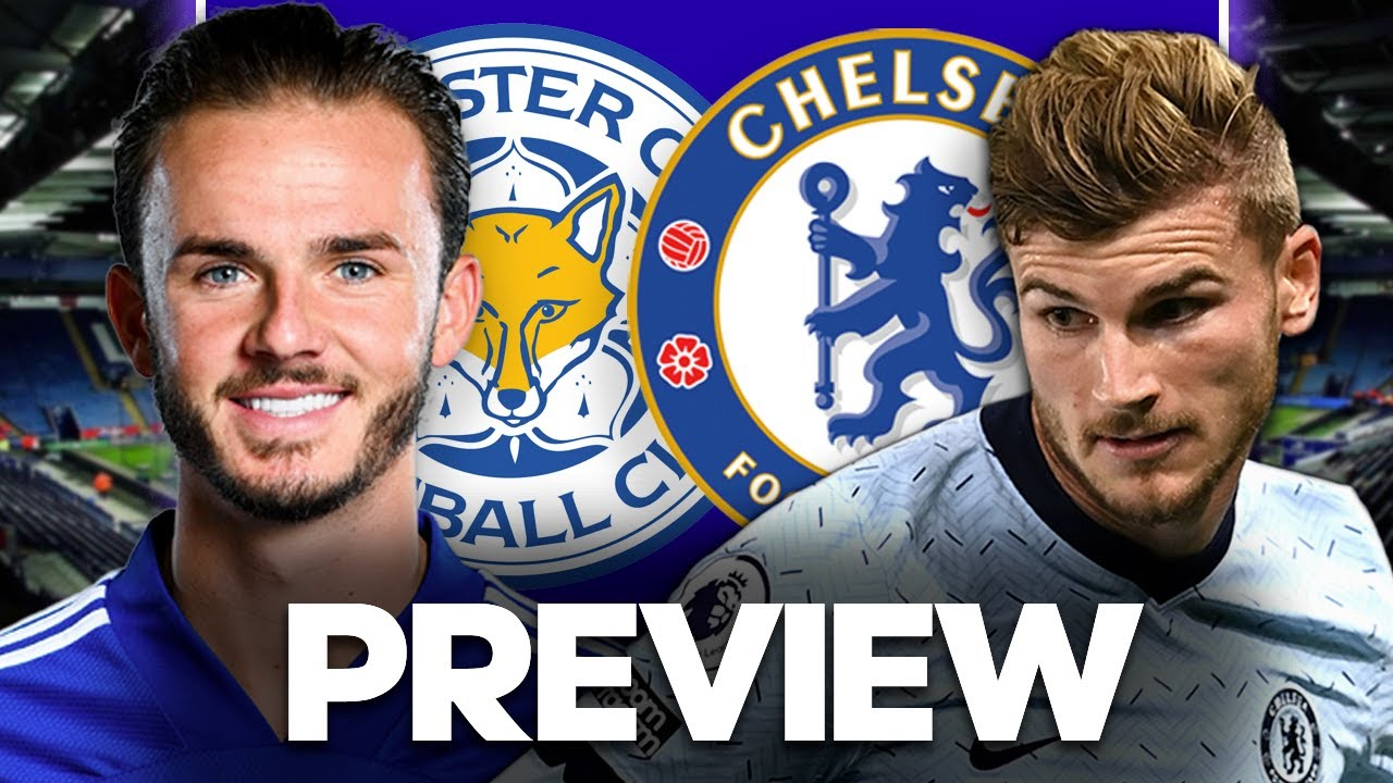 Confirmed Teams: Leicester City vs Chelsea | Premier League