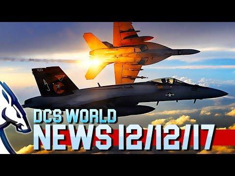 DCS World: News 12/12/17