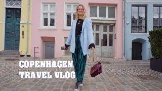 COPENHAGEN, DENMARK - TRAVEL VLOG 2018