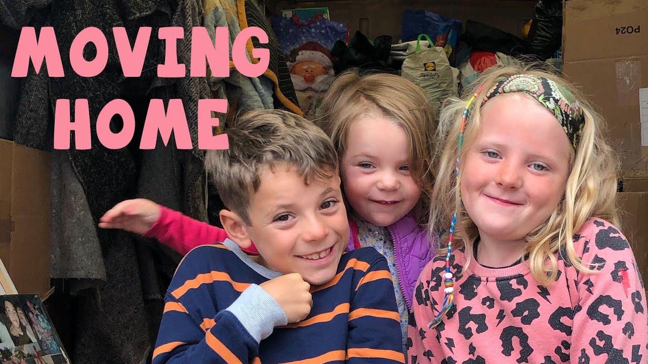 Moving Home! | Family Vlog