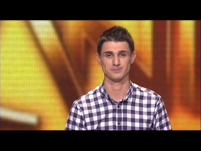 Filip Stojkovski - Stvari lagane, Odlazis od mene - (live) - ZG 1 krug 16/17 - 26.11.16. EM 10